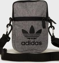 Adidas Originals Mel Fest Bag Laukut Musta/valkoinen