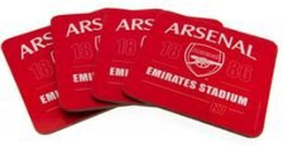 Arsenal Bordskåner - Rød