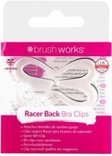 Brush Works Racer Back Bra Clips 3 stk