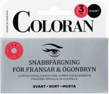 Coloran Quick Lash & Eyebrow Color Svart