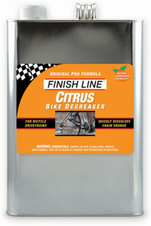 Finish Line Sitrus Avfetter 3,8 l Orange 2019 Rengjøring