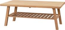 Brooklyn soffbord Ek 130 x 75 cm
