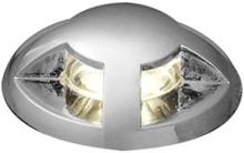 Markspotlight med välvd topp Konstsmide LED mini