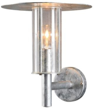 Vägglykta Konstsmide Mode E27 Silver