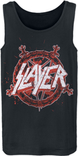 Slayer - Pentagram Redux -Topp - svart