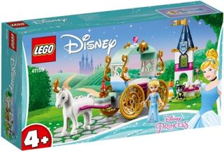 LEGO Disney Princess 41159, Askungens vagnfärd