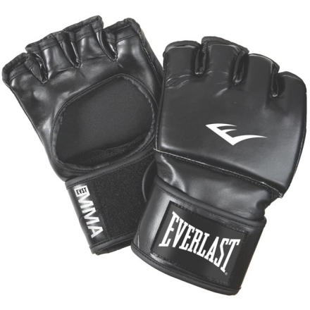 Everlast Open Thumb Grappling Gloves PU