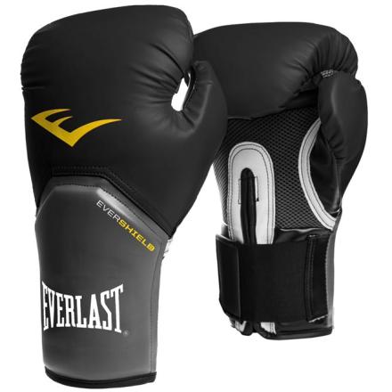 Everlast Elite Pro Style Glove Black