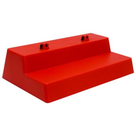 Studio Step Reservdel - Platform Red - Traeningsmaskiner