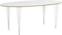 Fusion matbord Vit 190 x 100 cm