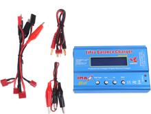 Htrc Imax B6 Ac 80w Digital Lcd Rc Lipo Life Nimh Nicd Battery B
