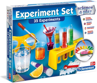 Clementoni35 Experiments