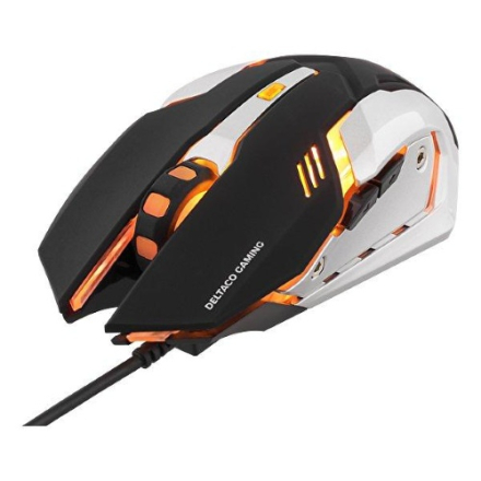 Deltaco GAM-020 Optical USB gaming mouse