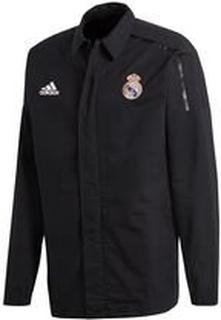 Real Madrid Jakke Z.N.E. Woven - Sort