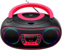 CD Boombox med FM/USB/BT