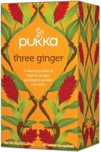 Pukka Three Ginger 20 tepåsar