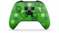 Xbox One Trådløs Controller Limited Edition - Minecraft Creeper - Gucca
