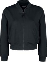 Rockupy - Short Sweat Jacket - Träningsjacka - svart