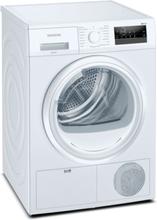 Siemens Wt45h2l7dn Kondenstørretumbler - Hvid