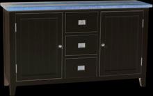 Nottingham sideboard Vit 153 x 45 cm
