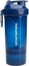 SmartShake Original2Go Navy Blue 800 ml