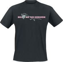 Bring Me The Horizon - What Doesn't Destroy You -T-skjorte - svart