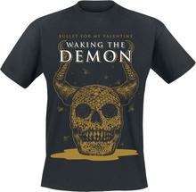 Bullet For My Valentine - Waking the demon -T-skjorte - svart