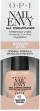 OPI Nail Envy Nail Strengthener Samoan Sand 15 ml