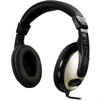 Kuulokkeet äänenvoimakkuuden säädöllä
