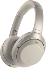 Sony WH-1000XM3 Kabellos Rauschunterdrückung Kopfhörer - Silber