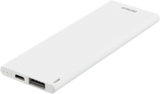 Deltaco Slim Pocket Size Powerbank 3600mAh 2.1A - Vit