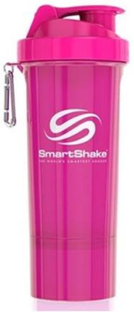 SmartShake Slim Neon Pink 500 ml