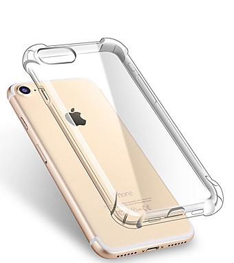 Iphone 7 / 8 Shockproof Skal TPU Transparent