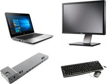 HP EliteBook 820 G2 Kontorpakke