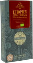 Etiopien Single Origin Organic mild mörkrost