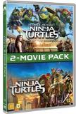 Teenage Mutant Ninja Turtles 1-2 Box -2-disc-