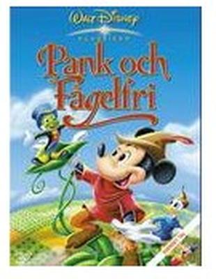 Pank och fågelfri - Disneyklassiker 9