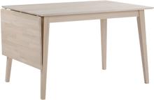 Filippa klaffbord Vitpigmenterad 120 x 80 cm