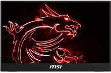 MSI Optix MAG161 - Bärbar skärm 15,6 WQHD - IPS-panel - 60Hz -