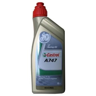 Castrol A747 Hochleistungs-2-Takt-Öl 1 Liter Dunk