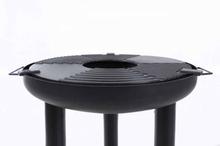 BBGRILL Plancha grill svart stål