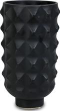 Vas Corokia H29 cm - Svart