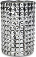 Vas Nitar H22 cm - Silver