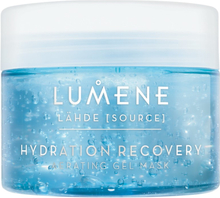 Lumene Lähde Hydration Recovery Oxygenating Gel Mask 150 ml