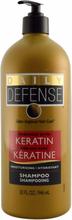 Daily Defense Shampoo Keratin 946 ml