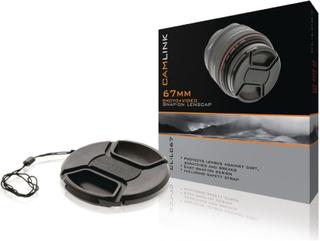 CamLink Objektivlock / Linsskydd 67mm