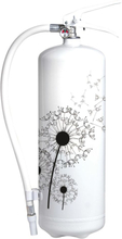 Nexa Design Line brandsläckare, 6kg ABC-pulver