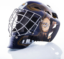 Franklin - Mask: NHL - Nashville Predators