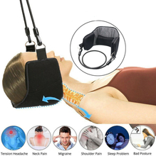 Hammock for Neck Pain Relief Support Massager Cervical Traction Device Stretch