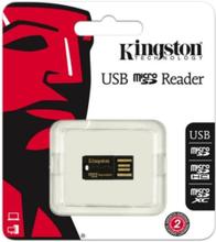 Kingston Minneskortläsare MicroSD MicroSDHC MicroSDXC